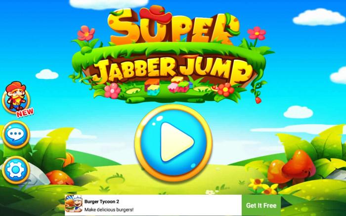Super Jabber Jump