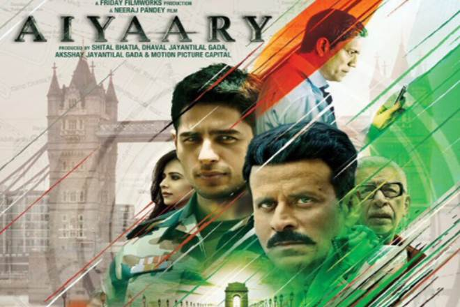Aiyaary - Movie Review