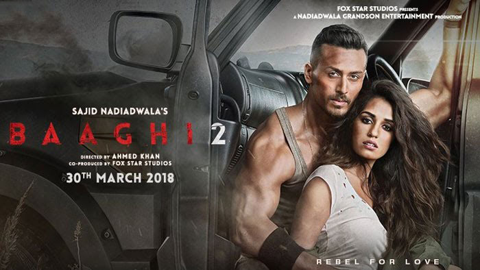Baaghi 2 - Movie Review