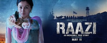 Raazi - Movie Review