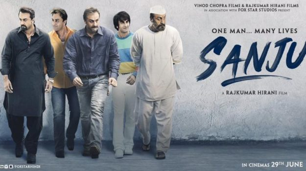 Sanju - Movie Review