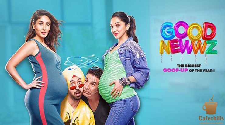 Good Newwz Movie Review, Cast and Songs