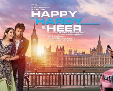 In Happy Hardy and Heer movie, Happy and Heer grew up as best friends, Happy falls in love with Heer but she moves to London for getting a job there.