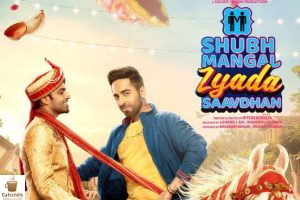 Shubh Mangal Zyada Saavdhan Movie Trailer, Cast and Review