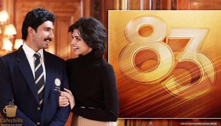 Deepika Padukone as Romi Dev with Ranveer Singh