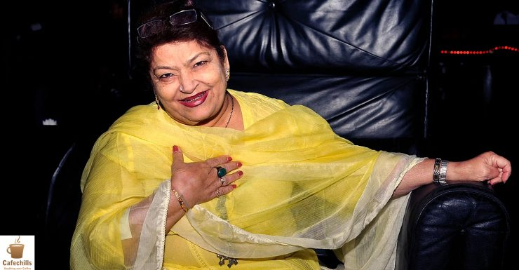 Remembering Saroj Khan - the Mother of Choreography in Bollywood