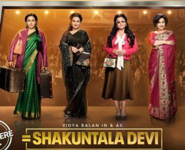 Shakuntala Devi Movie Review - Mother of Mathematics