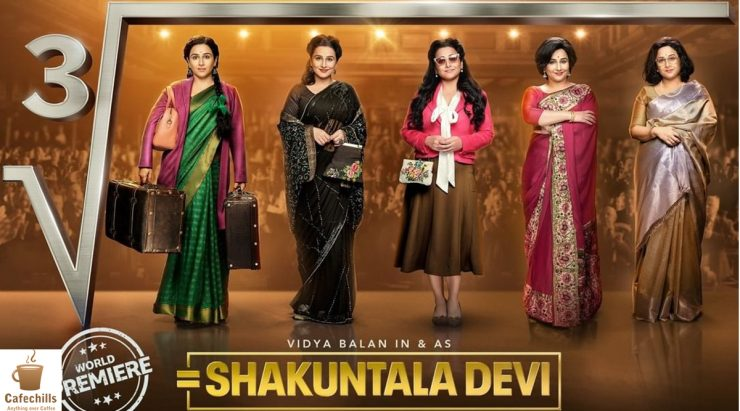 Shakuntala Devi Movie Review - Mother of Mathematics