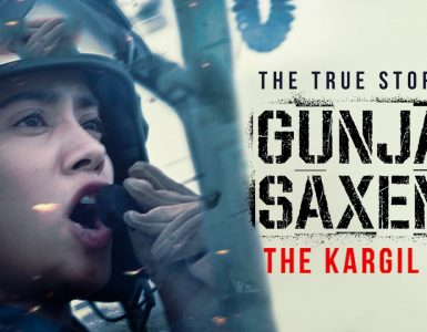 Gunjan Saxena Movie Review - Jhanvi Kapoor as the Kargil Girl