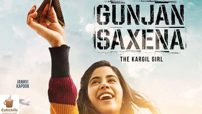 Gunjan Saxena Movie Review - Jhanvi Kapoor as the Kargil Girl