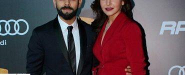 Viruska - The Love Birds - Virat Kohli and Anushka Sharma