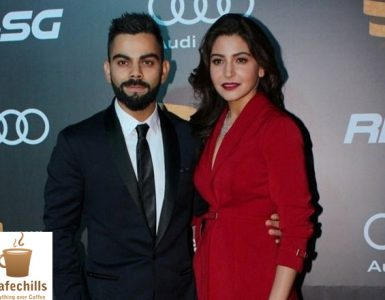 Viruska - The Love Birds - Virat Kohli and Anushka Sharma