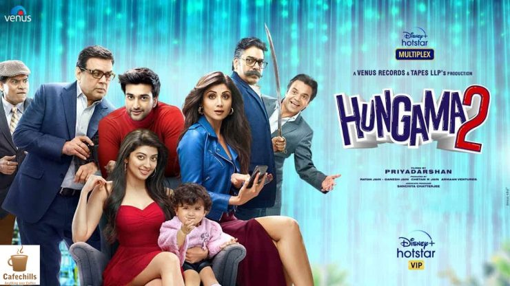 Hungama 2 - Confusion Unlimited - Not Worth Entertaining