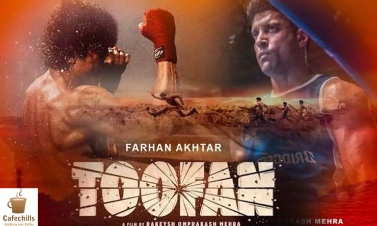 Toofan - the struggle of a Boxer for his Career and his Love