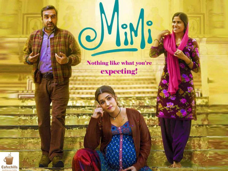Mimi Movie Review - Watch it for Kriti Sanon's Commendable Performance