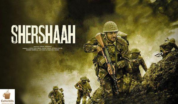 Shershaah - the story of Army Captain Vikram Batra