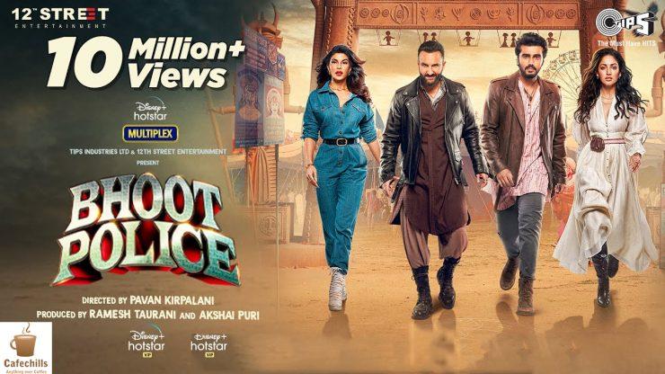 Bhoot Police - Horror Comedy of the Season