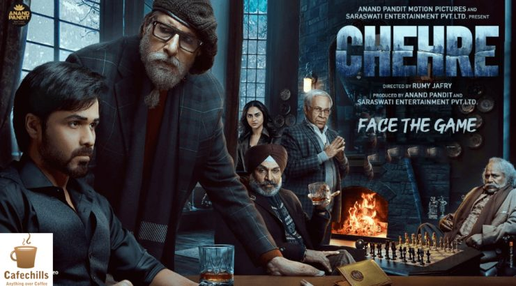 Chehre - A thriller got entangled in itself