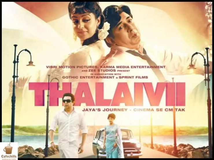 Thalaivii - Watch it for the outstanding performance of Kangana Ranaut